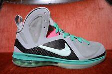 uk availability 03638 bcc05 CLEAN Nike Air Lebron South Beach 9 Size 8.5 PS Elite 8 10 11 KD 1