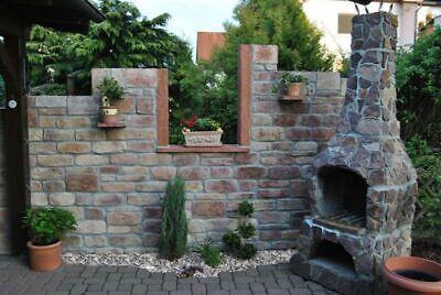 Fassade Süß GehäRtet 1;verblendstein; Betonplatten; Kunststein Steinplatten; Abeckplatten; Verblender ZuverläSsige Leistung