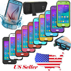 Image is loading SHOCKPROOF-WATERPROOF-PROOF-CASE-COVER-FOR-SAMSUNG-GALAXY- 3c4406b36d