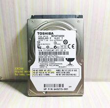 "500GB 2.5/"" 5400RPM Toshiba 8MB MK5076GSX Laptop SATA Hard Drive Laptop Lenovo"
