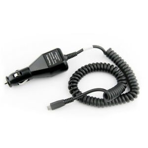 BlackBerry-KFZ-Ladegeraet-Micro-USB-Blackberry-Auto-Ladegeraet-12v-24V
