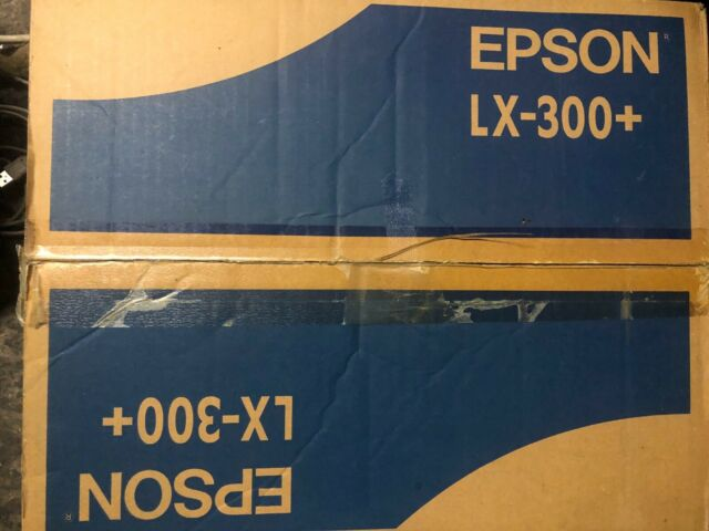 Imprimante Matricielle Epson LX-300+   NEUVE