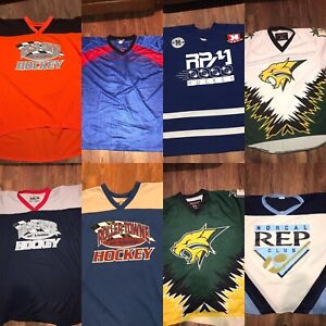 Details about YOU PICK! Your choice of Hockey practice jerseys