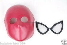 SPIDERMAN FACESHELL MASK and LENS superheroes costume Halloween Prop spider man