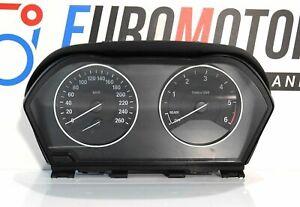 BMW-Compteur-de-Vitesse-Instrument-Groupe-Km-H-Diesel-1-039-1er-2-039-2er-62109295818