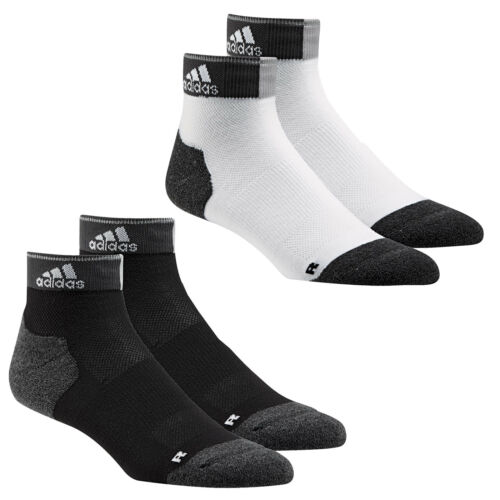 Adidas Performance Run Energy Ankle Sports Socks Socks Climacool 2 Pair
