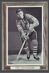 1964-67-Beehive-Group-III-Photos-Chicago-Blackhawks-51B-Eric-Nesterenko
