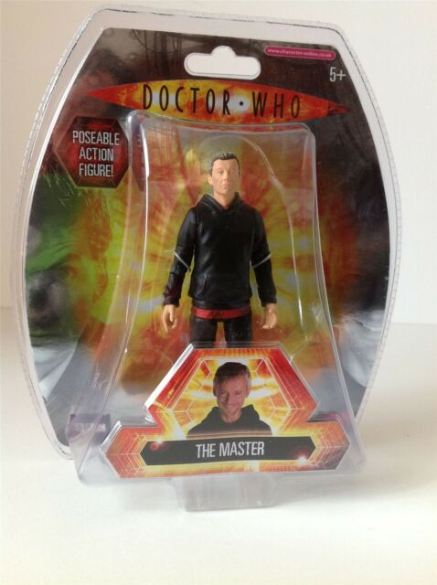 Doctor Who THE MASTER FIGURE The End Of Time  - Dr  NEW