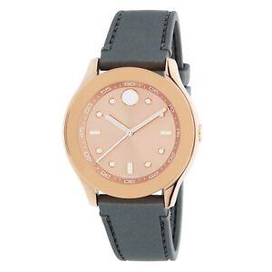 Movado 3600458 Women's Bold Rose Quartz Watch