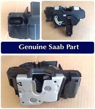 GENUINE SAAB DOOR LOCK MECHANISM - OFFSIDE/RIGHT HAND SIDE - NEW - 12803476