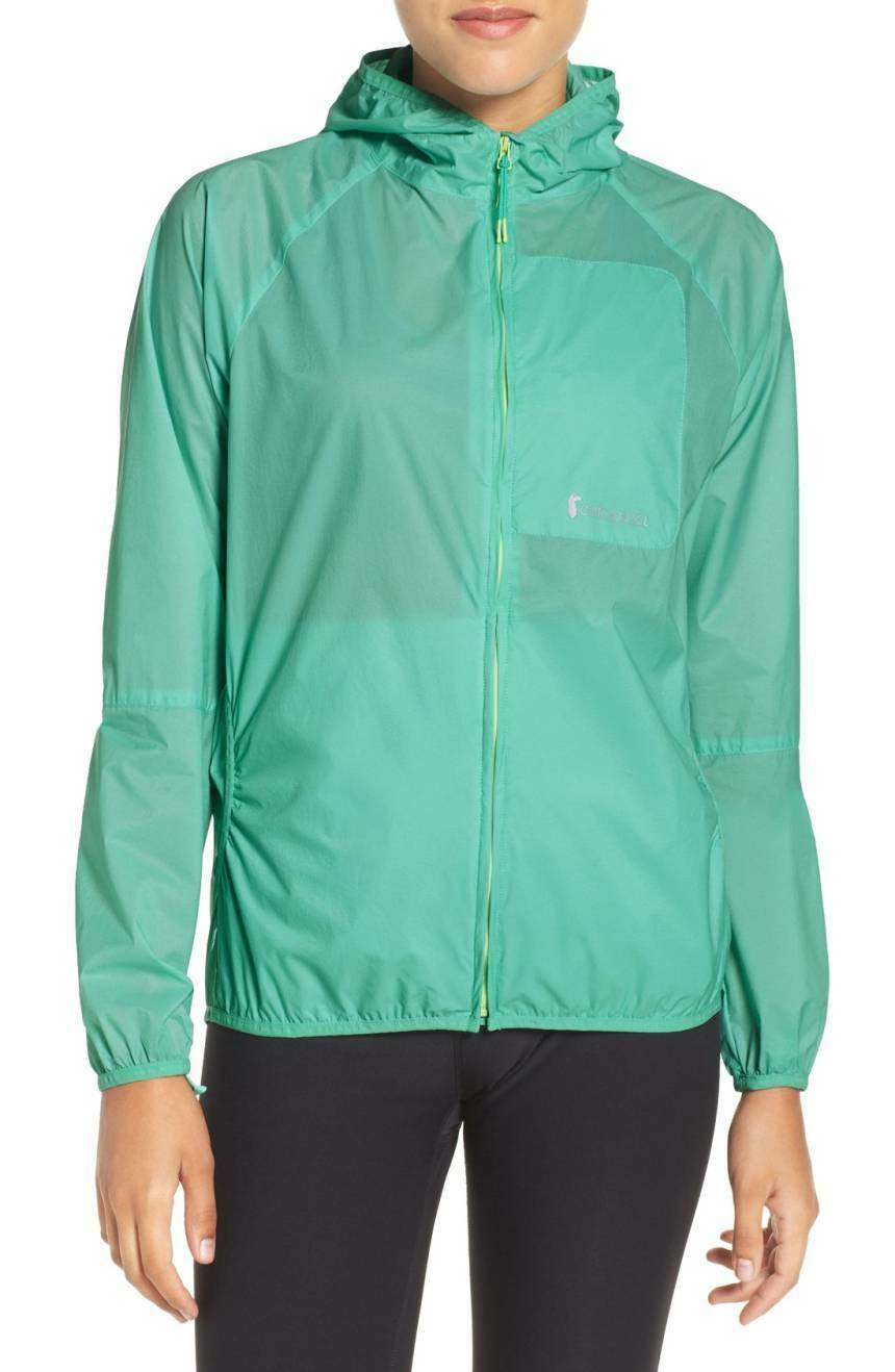 Womens Cotopaxi Party Ultralight Active Shell Wind breaker XS NWT