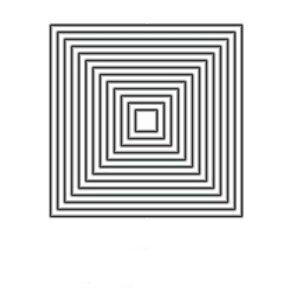Stanzschablone-Quadrat-Hochzeit-Weihnachten-Oster-Geburtstag-Karte-Album-Deko