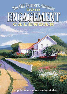 The Old Farmer's Almanac 2010 / 2021 Engagement Calendar ...