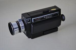 Vintage-Super-8mm-Bell-And-Howell-Autozoom-492-Cine-Camera