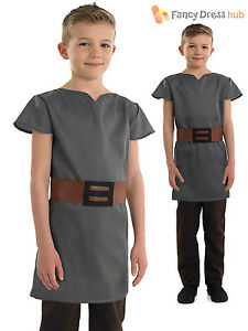 Boys-Anglo-Saxon-Costume-Childs-Book-Week-Fancy-Dress-Historical-Outfit-Tunic