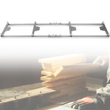 Chainsaw Rail Mill Guide System Wood Lumber Board Cutting Ladder Set Aluminum Us