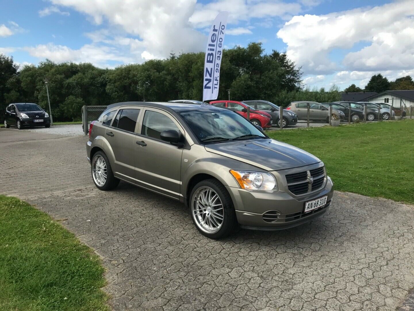 Dodge Caliber 2,0 SXT aut. 5d