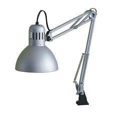 Gracefull IKEA TERTIAL Work lamp, silver-colour-44-65 cm