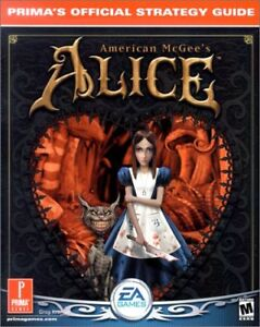 American-McGee-039-s-Alice-Prima-039-s-Official-Strategy-Guide-by-Kramer-Greg
