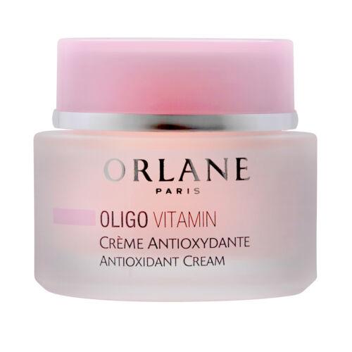 Orlane Oligo Vitamin Antioxidant Cream  50ml/1.7oz Campho-Phenique Cold Sore Treatment Original Gel Formula 0.23 oz (Pack of 3)