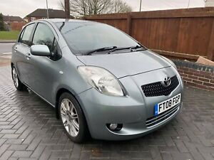 Toyota Yaris 1.3 SR SAT NAV - FSH - Nationwide Delivery - video - no reserve