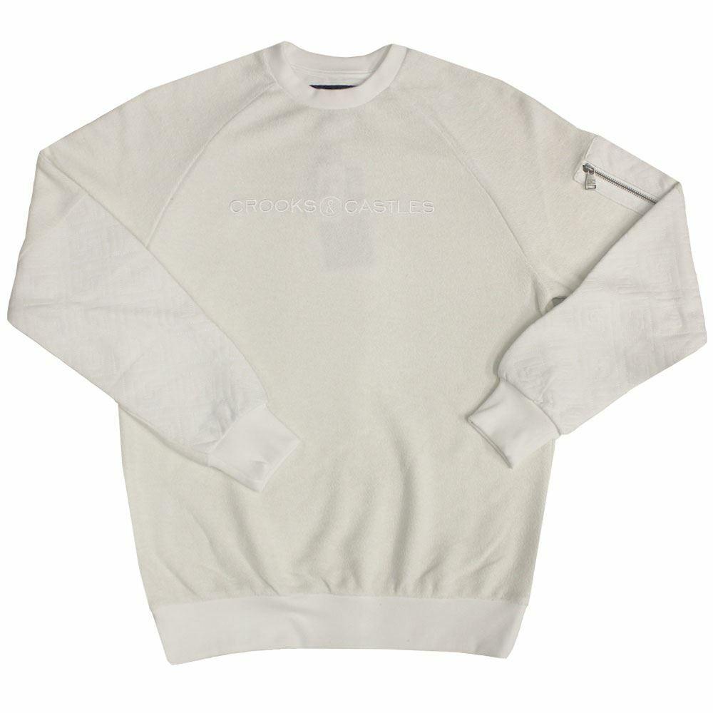 Crooks & Castles Grand Sweatshirt Ghost Ghost Ghost   | Moderne und elegante Mode  dfb813