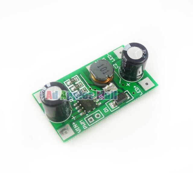 DC-DC 1W LED Driver 350mA PWM Dimming Step-down Voltage Constant Current Module