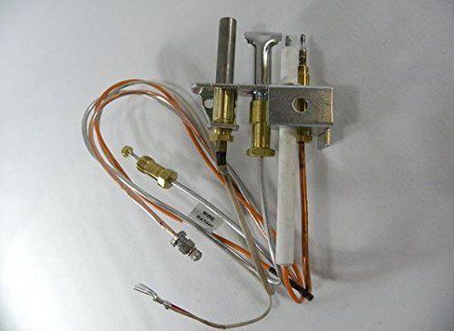 Heat & Glo Heatilator Gas Fireplace LP or Propane Pilot Assembly 4021-733, 25661