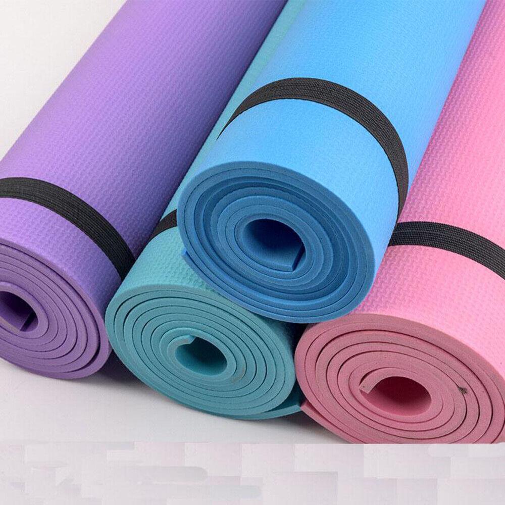Yoga Mat Non Slip Tasteless Carpet Mat For Beginner Environmental Fitness Mats P
