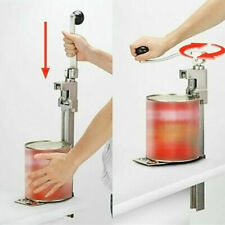 Professional Can Opener Large Commercial Heavy Steel Table 20 Desktop Manual