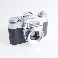 = Voigtlander Bessamatic 35mm Film Camera for Parts Repair
