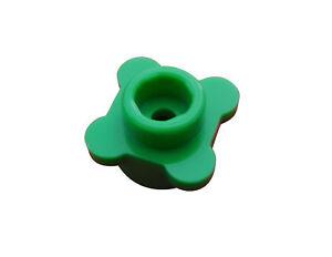 Lego-20x-kleine-Bluete-hellgruen-1x1-Blume-bright-green-flower-229