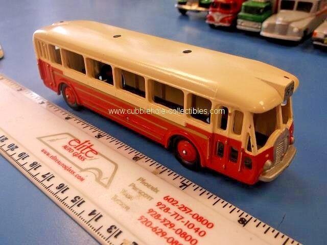 buena calidad Personalizado Personalizado Personalizado Dinky Autobus Parisien somaua Panhard-estado suelto & Beautiful  Esperando por ti