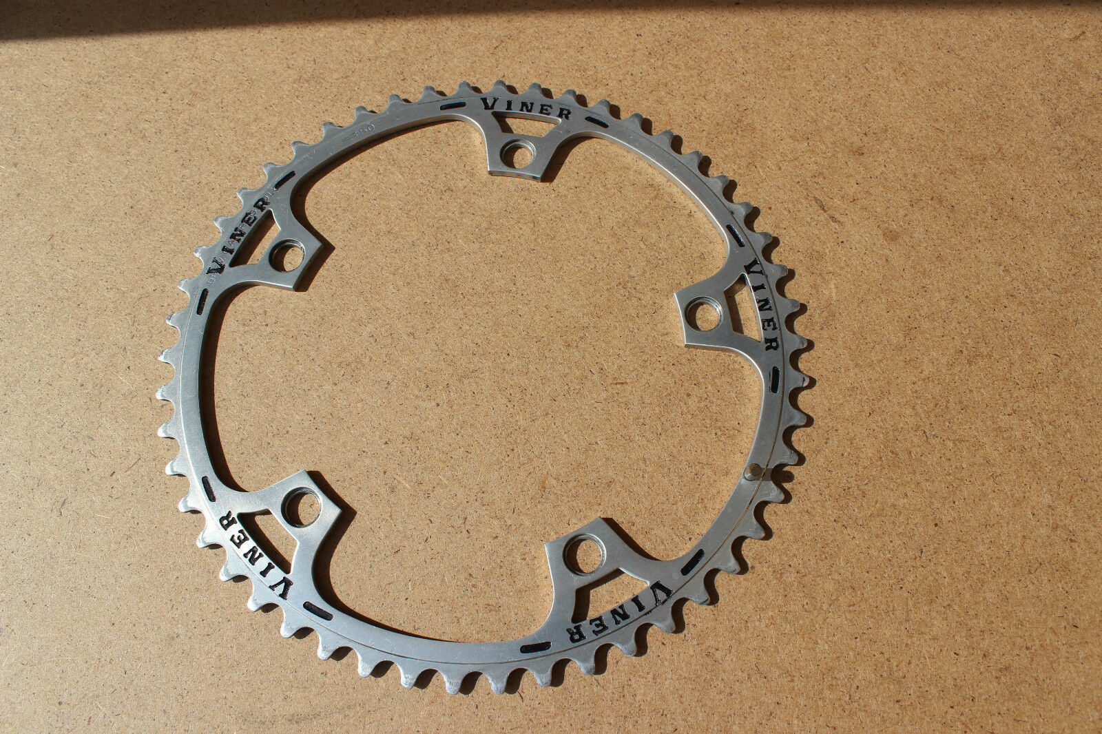 Corona guarnitura STRADA VINER 50Crown crankset ROAD CAMPAGNOLO VINER