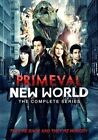 Primeval World Complete Series 0741952754695 With Niall Matter DVD Region 1