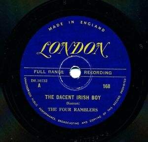 The-FOUR-RAMBLERS-on-1948-London-168-The-Dacent-Irish-Boy