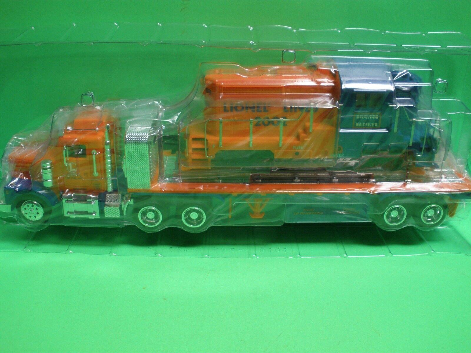Lionel Trains Taylor Made camion à plate-forme & KUSAN Diesel locomotive wagon