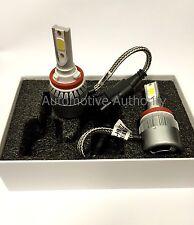 For 12-17 Toyota Tacoma 72W 7600LM COB LED Headlight Conversion Kit Bulb H11