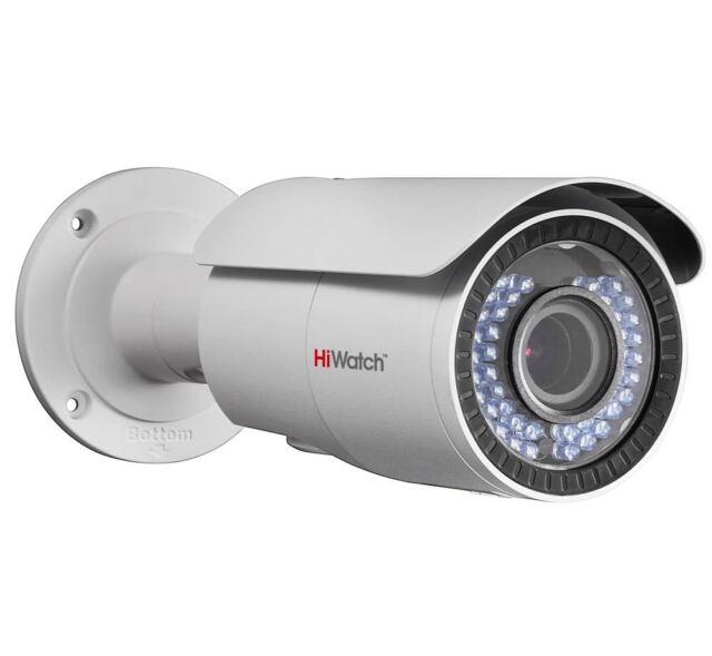 HiWatch DS-T226 Full-HD wettergeschützte TVI Überwachungskamera Varioobjektiv IR