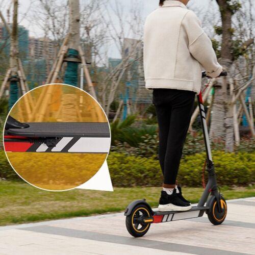 Reflective Sticker Set For Ninebot Max G30  Kick scooter FREE ship USA seller