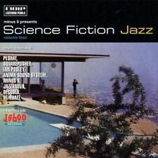 Science Fiction Jazz Vol.4 Jazzanova Minus 8 Yonderboi