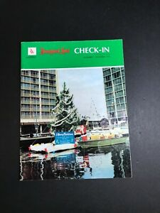 DISNEYLAND-HOTEL-Check-In-magazine-vintage-November-December-1970-RARE