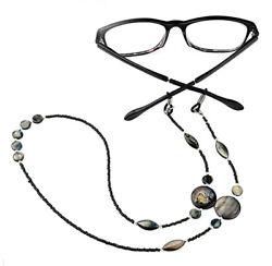 Brillenkette Brillenband Brillen Perlen Rocailles Sonnenbrille
