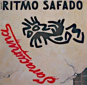 RITMO-SAFADO-saracuruna-3-versions-MAXI-1989-ORLANDO-EX