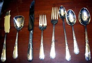 Fleetwood by Manchester Sterling Silver Dinner Fork 7 12