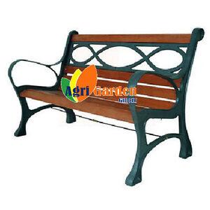 Panchina panchine da giardino mod houston in ghisa pesante for Panchine da giardino amazon