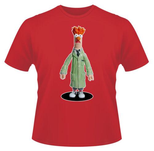 The Muppets Beaker T-Shirt Boys Girls Kids Age 3-15 Ideal Gift//Present