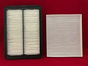 Set of engine and cabin air filters for 2015 2 4l hyundai for 2015 hyundai sonata cabin filter location