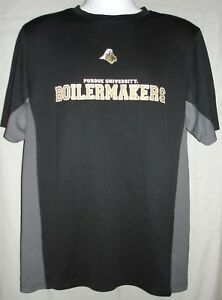 da7268ec69e2 Image is loading Purdue-University-Boilermakers-Poly-Shirt-Gear-For-Sports-