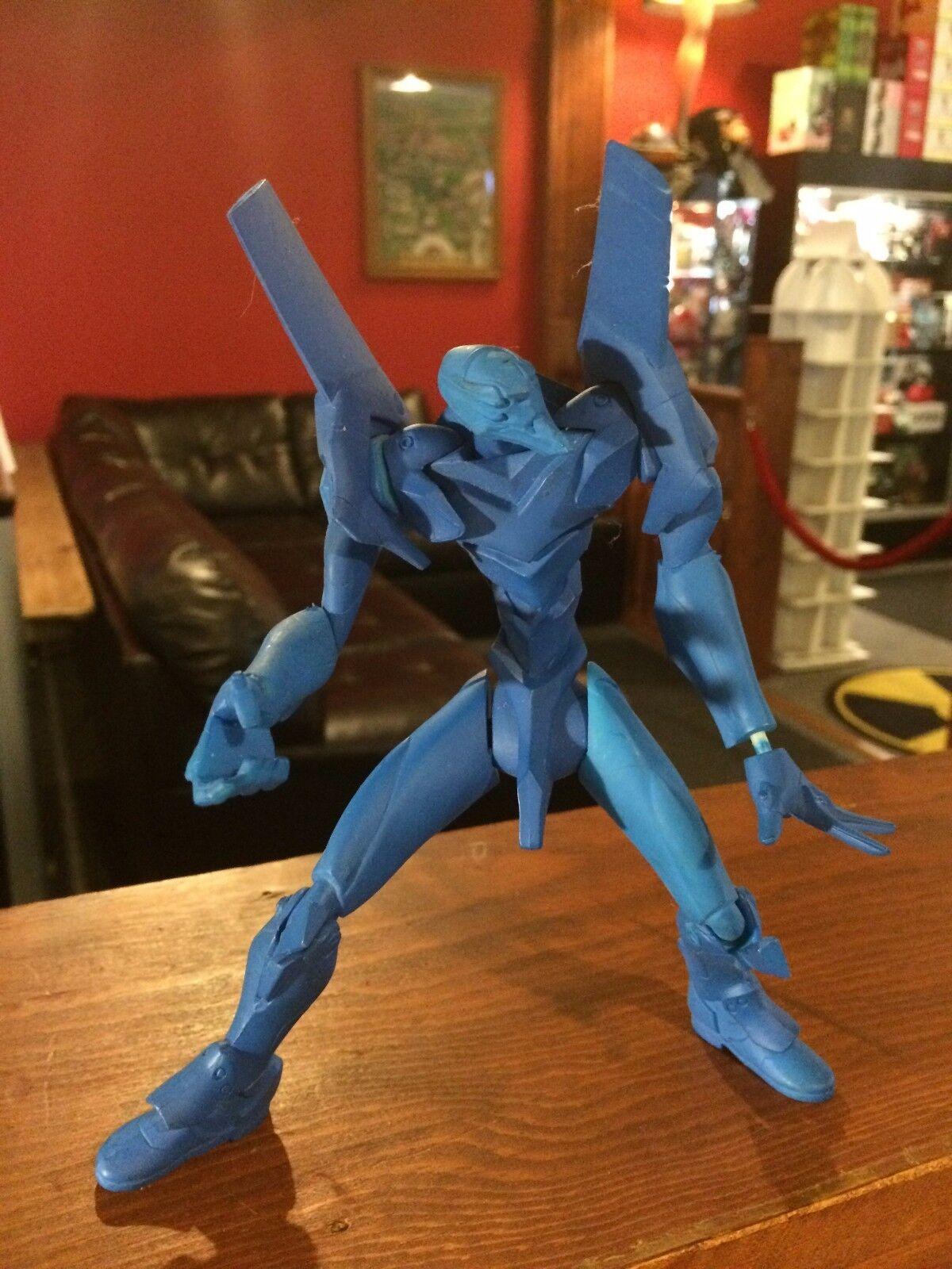 Prototype Test Shot Figure Neon Genesis Evangelion Revoltech EVA-02 Japan  X76